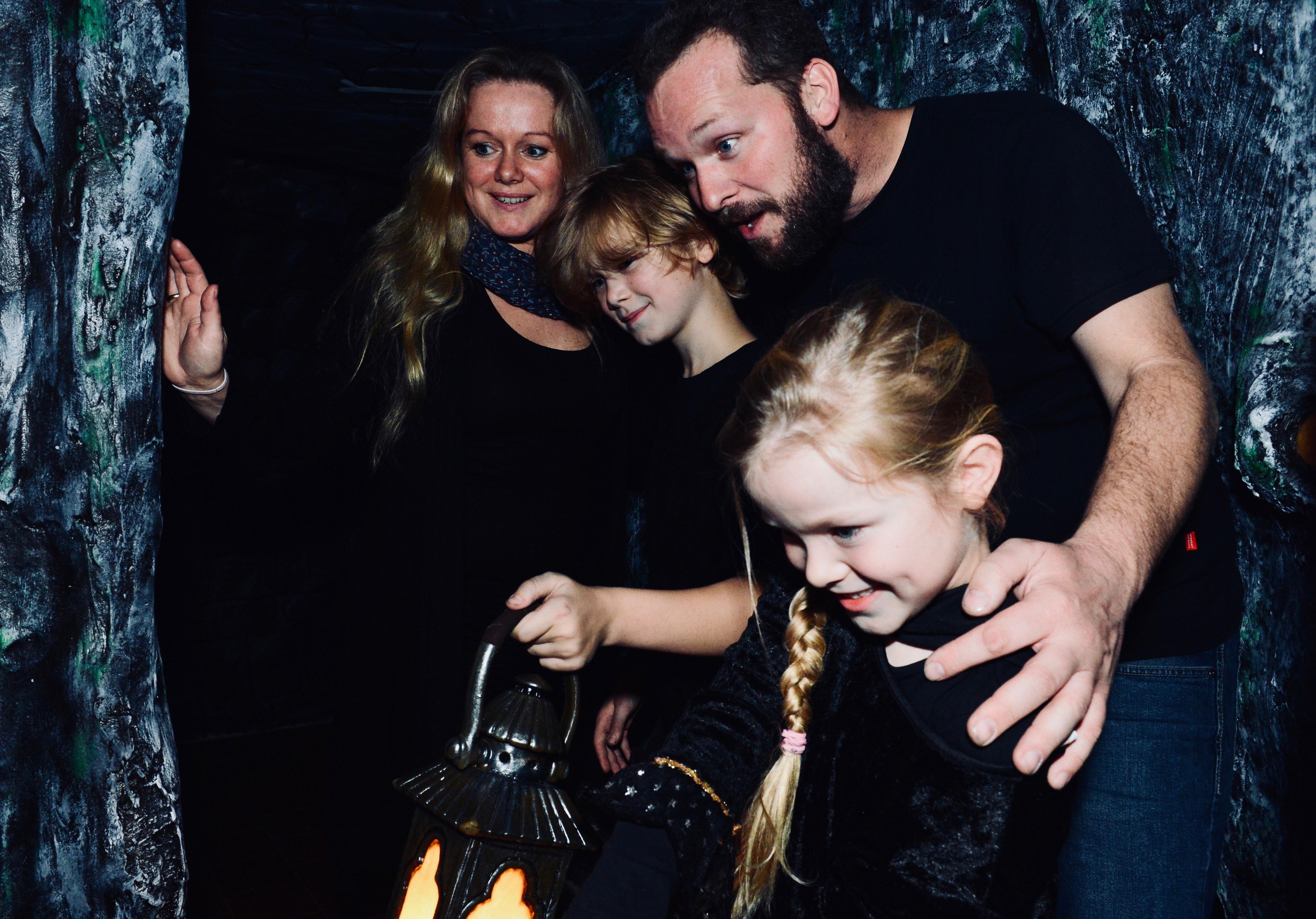 Familienabenteuer in der Goblinstadt